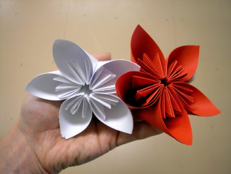Papiroflexia Flores Paso A Paso Imágenes Y Fotos