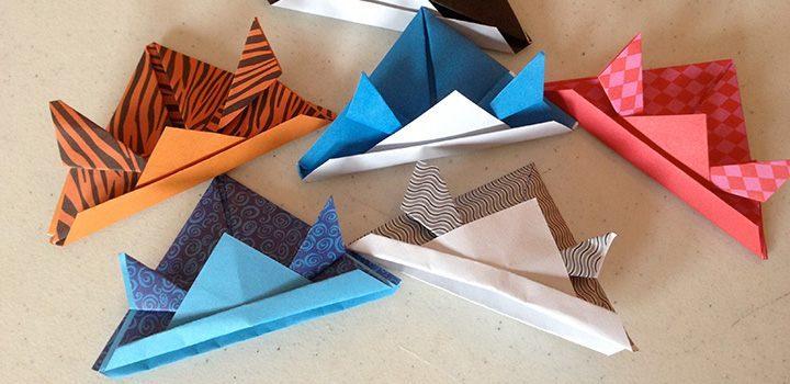 750a7dd17c2f3 Sombreros de papel